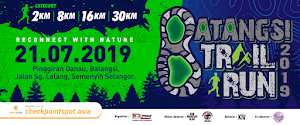 Batangsi Trail Run 2019 - 21 July 2019