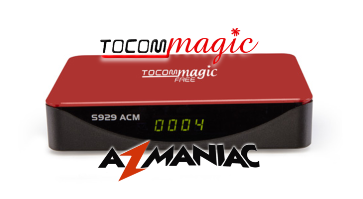 Tocomfree Magic S929 ACM