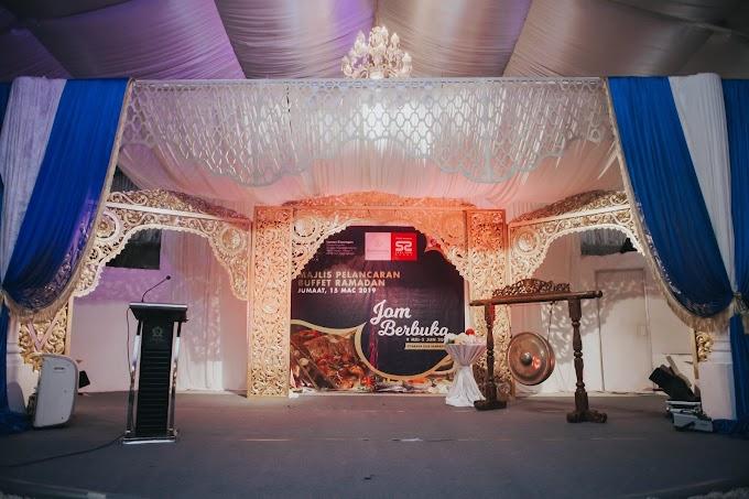 Buffet Ramadan Shah Alam 2019 - Citarasa Dua Sempadan Laman Kayangan