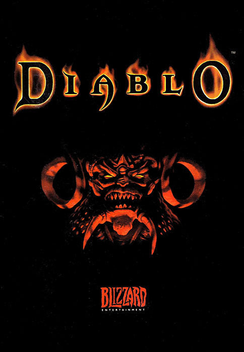 Diablo PC Manual