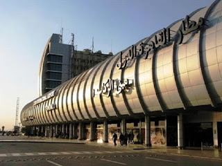Cairo airport receives international air safety award