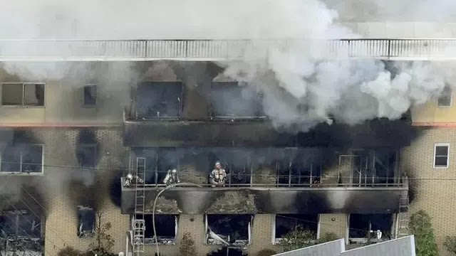 Kyoto Animation Dibakar Jadi Pembunuhan Terparah di Jepang 18 Tahun Terakhir