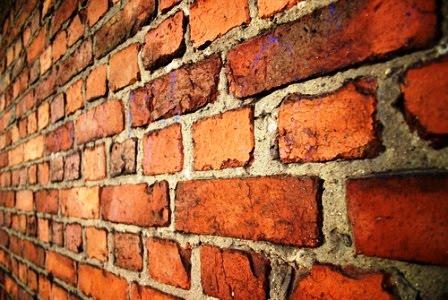 dinding bata