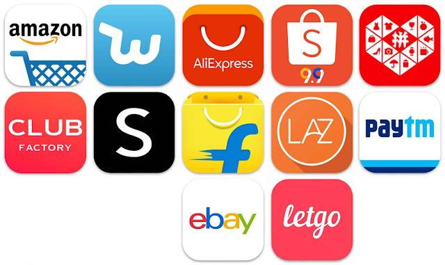 Shopping brands