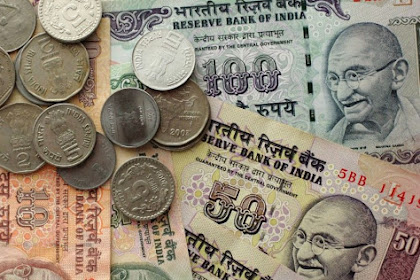 Foreign exchange reserves in India reached an all-time record high of $ 448 billion