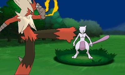 Pokemon Y version Screenshot-5