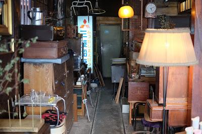 長野市東町 古道具 そらしま 古い家具