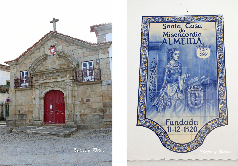 Iglesia de la Misericordia de Almeida
