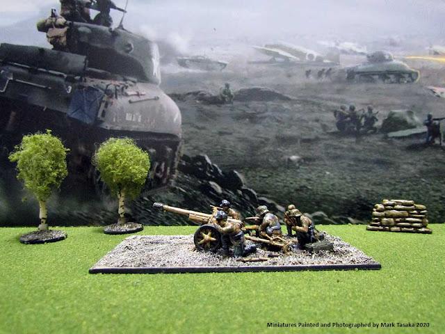 1/72 Plastic Soldier Company German PaK 38 anti-tank gun