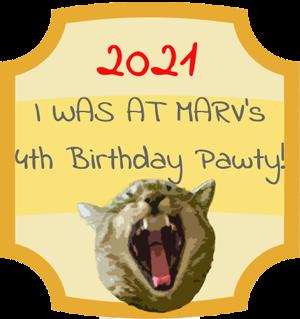 I Partied at Marv's Birthday!