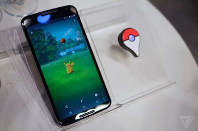 تحميل لعبة بوكيمون غو Pokemon Go