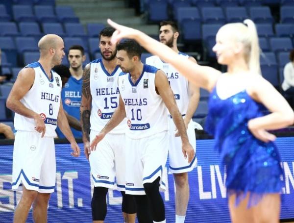 Ευρωμπάσκετ 2017: Ελλάδα-Πολωνία 95-77