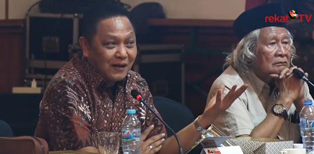 DNA Bangsa Indonesia itu Gabungan Agama-Nasionalis, jadi Masalah Setelah Komunis Muncul