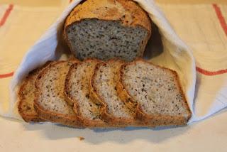 """alt=""""domowy chleb bezglutenowy"""""""