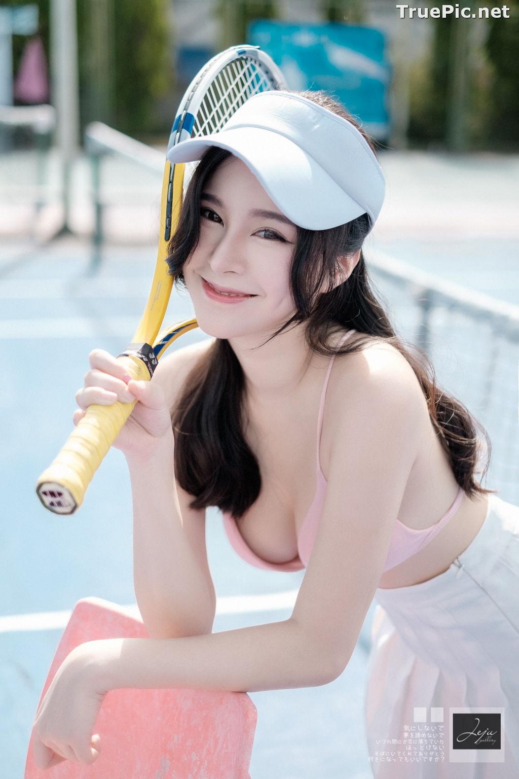 Image Thailand Model - Sarutaya Tawechaisupaphong - Hot Girl Tennis - TruePic.net - Picture-1