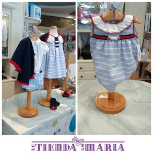 pelele vestido niña niño kauli marinero la tienda de maria santiago