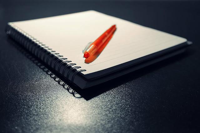 قلم ودفتر فوائد