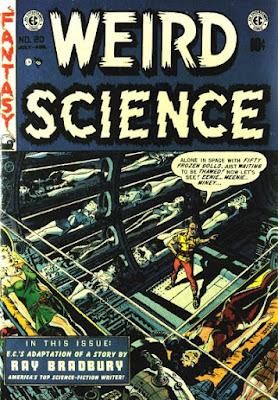 Weird Sciece Fantasy Al Williamson