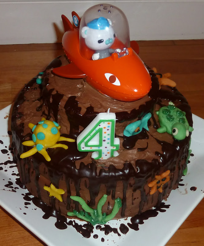 Chocolate Marzipan Cake Nyc