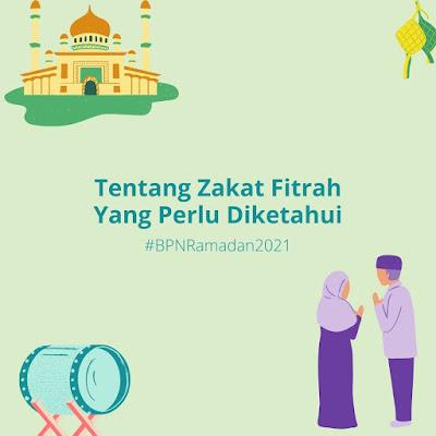Tentang Zakat Fitrah