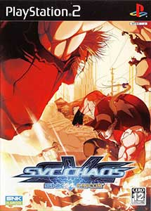 Descargar SNK vs. Capcom SVC Chaos PS2