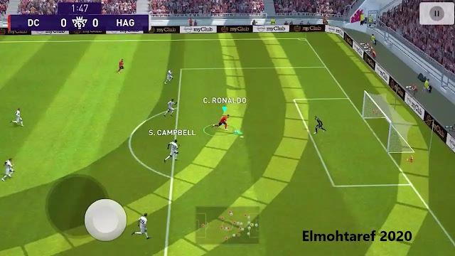تحميل لعبة PES 2021 للاندرويد