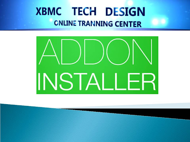 DOWNLOAD Addon Installer addon for Kodi and XBMC