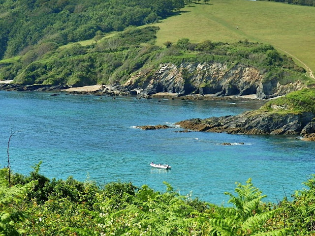 Cornwall's coastal path
