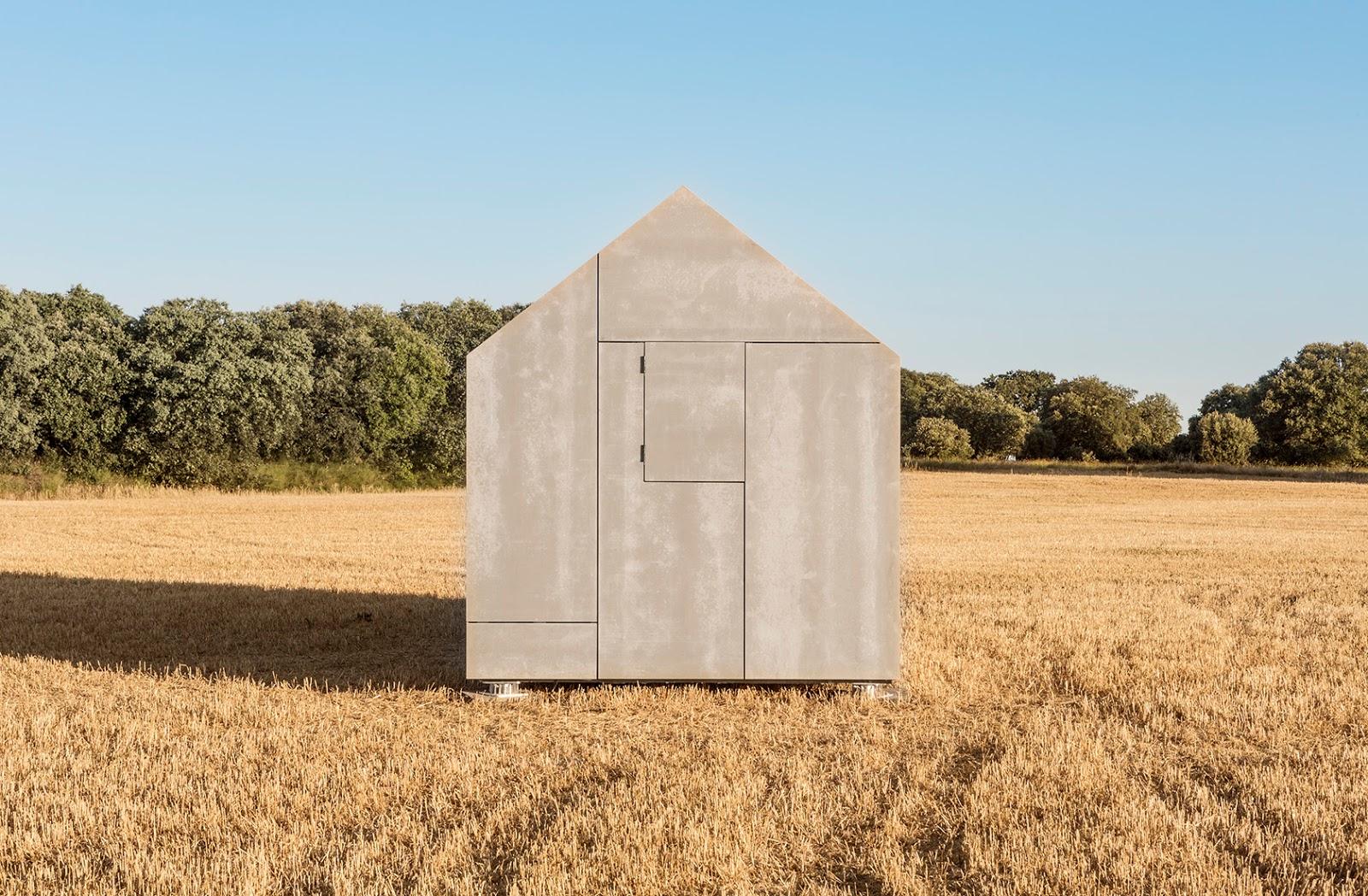 Una casa portatile per la generazione nomade