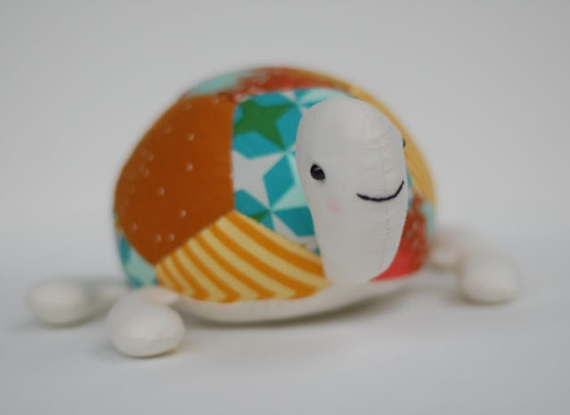 Abby Glassenberg, Interview, Sewing, Turtle, Soft Toy