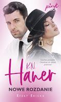 """Seria """"Pink Book"""": K. N. Haner """"Nowe rozdanie"""" recenzja"""
