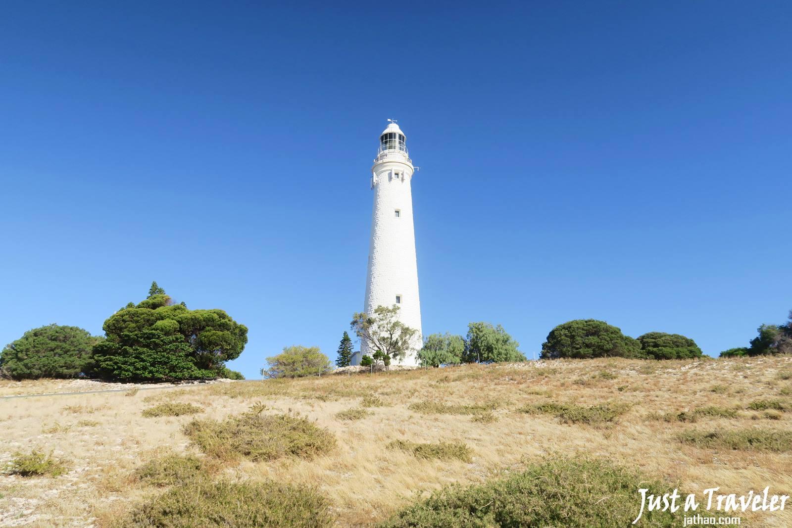 澳洲-西澳-伯斯-景點-羅特尼斯島-Rottnest Island-燈塔-推薦-自由行-交通-旅遊-遊記-攻略-行程-一日遊-二日遊-必玩-必遊-Perth
