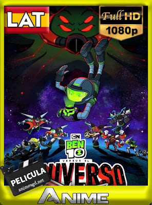 Ben 10 versus el Universo (2020) HD [1080p] Latino [GoogleDrive] BerlinHD