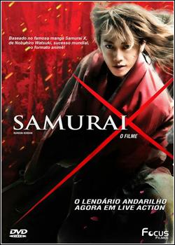 Baixar Samurai X 1: O Filme Dublado Grátis