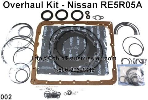 Cobra Transmission Parts 1 800 293 1848 Re5r05a