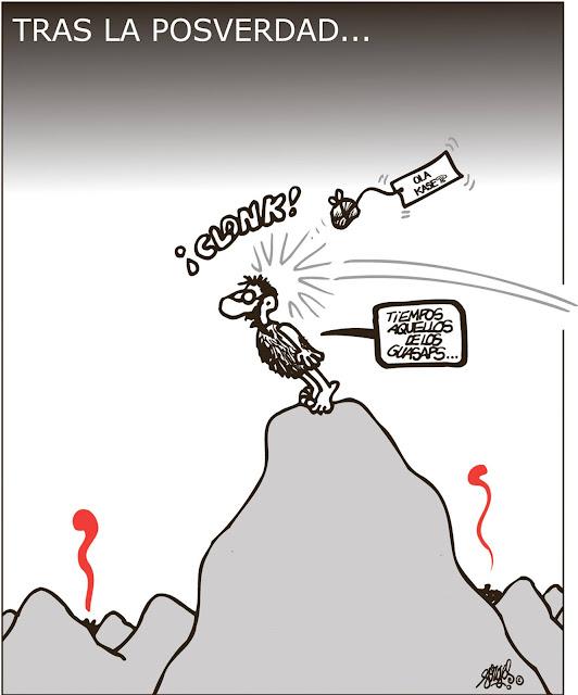 Humor en cápsulas par hoy martes, 18 de abril de 2017