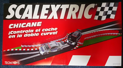 Chicane Doble Curva Tecnitoys referencia 8869