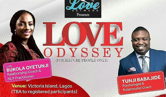 LOVE ODYSSEY 2.0 .... Come rediscover LOVE again!