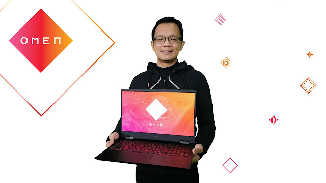 Sambut Gamer Play To Progress, HP Luncurkan Seri OMEN Terbaru - OMEN 15 Laptop 02