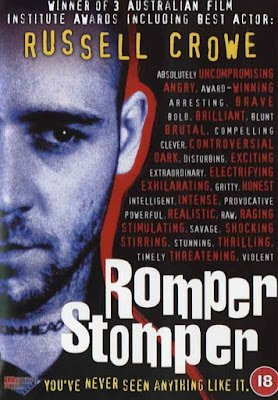 Póster película Romper Stomper