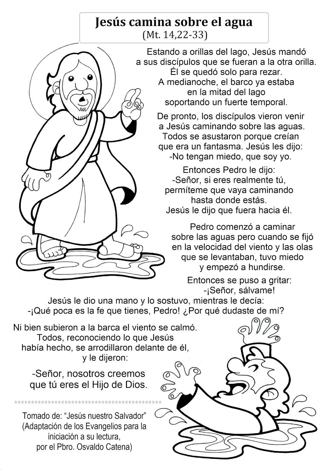 La Catequesis (El blog de Sandra): Recursos Catequesis 19º Domingo ...