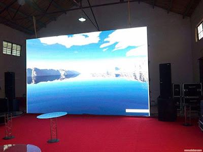 Cung cấp màn hình led p3 module led trong nhà tại Đak Nông