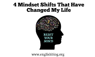4 Mindset Shifts That Have Changed My Life