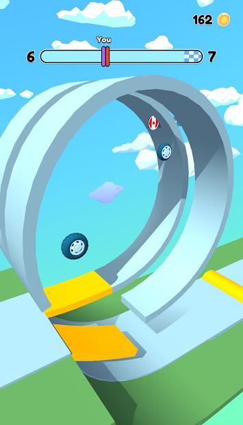 Wheel Race Hileli APK v1.2.1