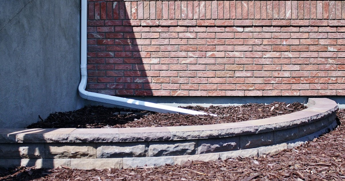 how to build a curved retaining wall with blocks