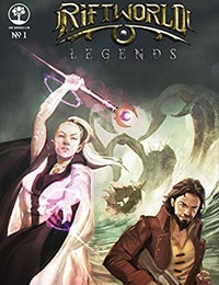 Riftworld Legends Comic