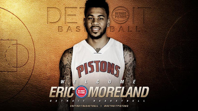 Eric Moreland | PistonsFR, actualité des Detroit Pistons en France