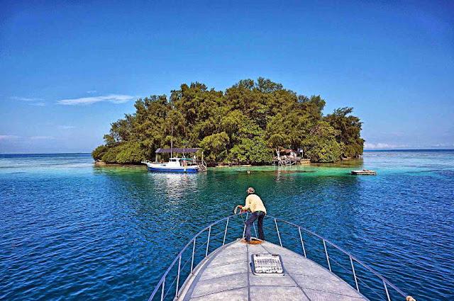 Pengalaman Berlibur Ke Pulau Harapan Jakarta