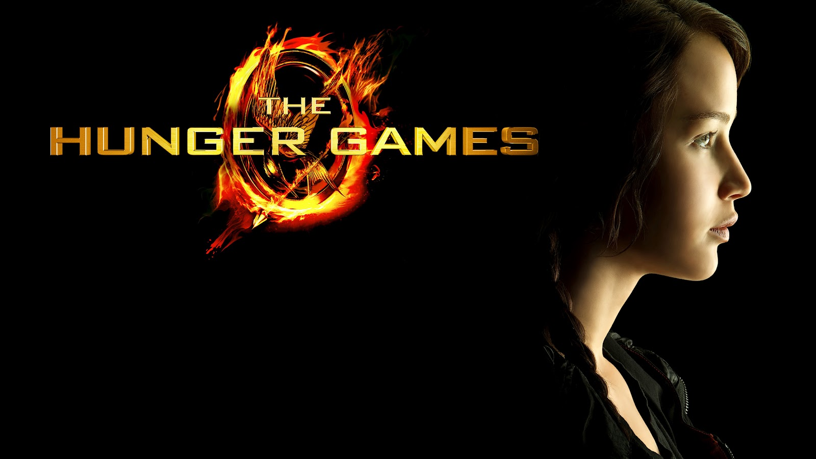 Wallpaper The Hunger Games May The Odds Be With You