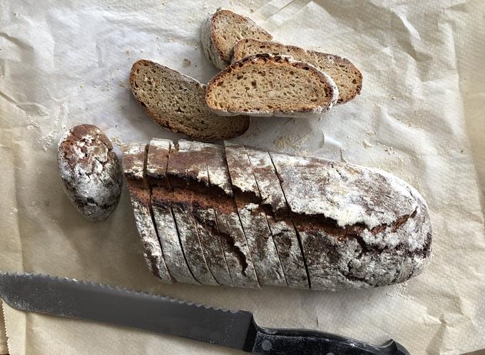 Pan sueco de la isla de Gotland